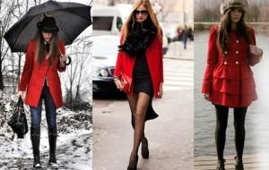 Dicas para usar vestido vermelho