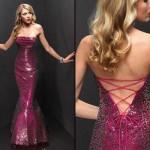 509990 Os vestidos sereia vão desde os bordados até os lisos Fotodivulgação. 150x150 Vestidos Sereia: modelos, fotos