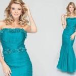 509990 Várias cores podem ser usadas nos vestidos sereia Fotodivulgação. 150x150 Vestidos Sereia: modelos, fotos