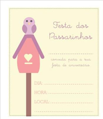 Tabloide A E S C Mamao Convites De Festa De Aniversario Infantil
