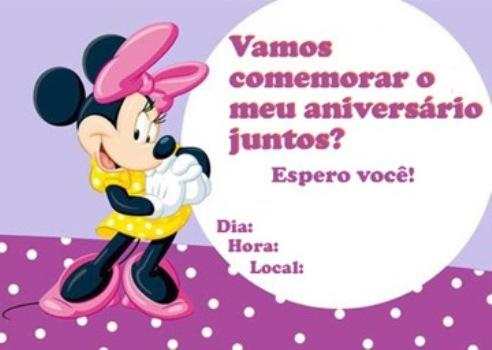 510697 Convites de festa de aniversário infantil para imprimir Convites de festa de aniversário infantil para imprimir