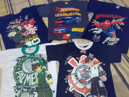 511753 As camisas de time são ótimas opções para meninos que gostam de  futebol Fotodivulgação. 55be82af0ea6a