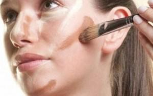 Maquiagem para alongar o rosto