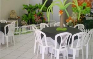 Decoração de festa infantil, tema zoológico: fotos