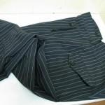 515466 As calças risca de giz caem bem também no sexo masculino Foto divulgação. 150x150 Calça risca de giz: dicas, como usar