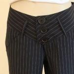 515466 As calças risca de giz de alfaiataria são muito bonitas e se ajustam perfeitamente ao corpoFoto divulgação. 150x150 Calça risca de giz: dicas, como usar