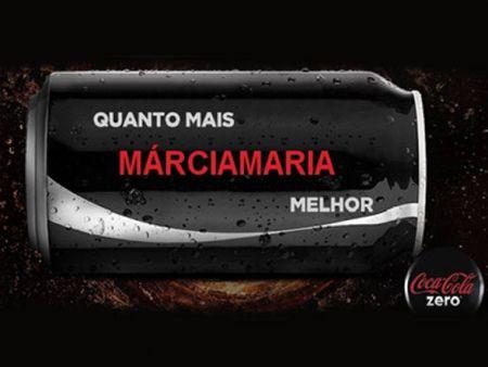 Lata de Coca Cola personalizada com nome: como criar