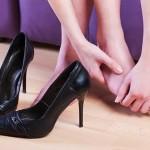 516961 Os sapatos de saltos muito altos podem machucar e causar desconforto aos pés Foto divulgação. 150x150 Dicas de sapatos confortáveis para trabalhar