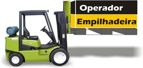 operador de empilhadeira