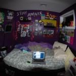 519375 quartos com parede de cor escura fotos 11 150x150 Quartos com paredes de cor escura: fotos