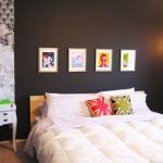 519375 quartos com parede de cor escura fotos 20 150x150 Quartos com paredes de cor escura: fotos