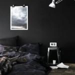 519375 quartos com parede de cor escura fotos 33 150x150 Quartos com paredes de cor escura: fotos