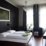 519375 quartos com parede de cor escura fotos 34 150x150 Quartos com paredes de cor escura: fotos