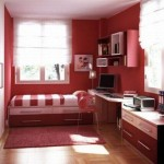 519375 quartos com parede de cor escura fotos 8 150x150 Quartos com paredes de cor escura: fotos