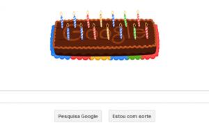 Google completa 14 anos