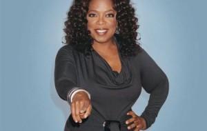 Oprah Winfrey é a mulher que mais fatura em Hollywood