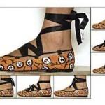 524236 As sapatilhas são excelentes para pernas mais compridas e finas. Foto divulgação 150x150 O sapato certo para cada tipo de pernas