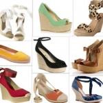 524236 Os sapatos anabela e plataforma são indicados para mulheres com pernas curtas e finas. Foto divulgação 150x150 O sapato certo para cada tipo de pernas