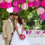525391 0321456Mesa de casamento simples 150x150 Mesa de casamento simples   como decorar