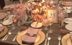 Cor marrom na decoração do casamento: dicas, fotos