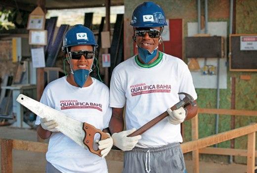 Qualifica Bahia, cursos gratuitos SINE BA