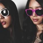 530407 Óculos de sol com armação colorida fotos 12 150x150 Óculos de sol com armação colorida: fotos