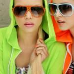 530407 Óculos de sol com armação colorida fotos 9 150x150 Óculos de sol com armação colorida: fotos