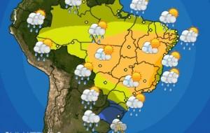 Sites para conferir previsão do tempo