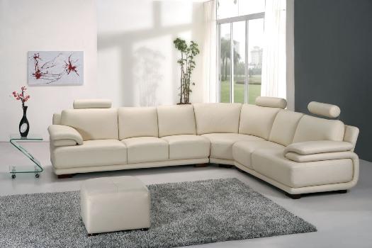 Sala Pequena Com Sofa Em L ~  cm de espaço para circulação em volta do sofá (FotoDivulgação