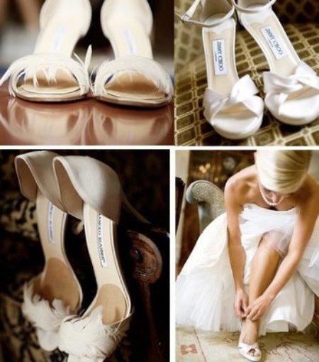 Sapatos de noiva: como escolher 1
