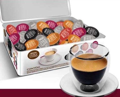 Nescaf dolce gusto novidades para o natal - Porta cialde nescafe dolce gusto ...