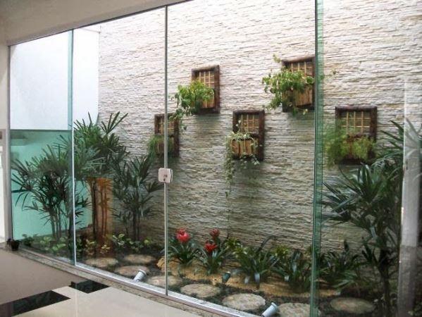 plantas jardim fotos : plantas jardim fotos:Jardim de Inverno: 50 fotos incríveis para fazer em casa!!
