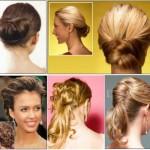 538275 Os coques são ótimas opções para cabelos repicados. Foto divulgação 150x150 Penteados para cabelos repicados