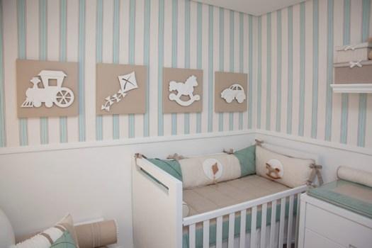 Combinações de cores para quarto de menino  ~ Cores Para Quarto De Bebe Verde