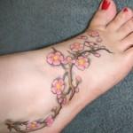 540880 Tatuagens de flor de cerejeira fotos 9 150x150 Tatuagens de flor de cerejeira: fotos