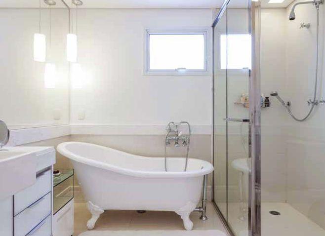 Fotos de Banheiro com Banheira  MundodasTribos – Todas as tribos em um único # Dimensao De Banheiro Com Banheira