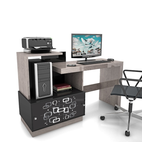 Mesa para computador casas bahia pre os for Mesa de mezclas para pc