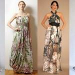 548080 Vários modelos de vestidos longos podem ser usados no verão. Foto divulgação 150x150 Roupas elegantes para o verão