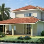 550503 Planta de casas com 2 pavimentos 07 150x150 Casas com 2 pavimentos