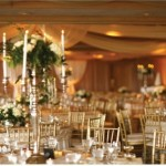 552417 A decoração branco e dourado é uma excelente opção para casamentos. Foto divulgação 150x150 Decoração de casamento dourado e branco