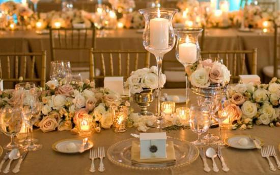 decorar ouro branco:Aposte na decoração branca com dourado. (Foto: divulgação)