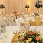 552417 Vários modelos de decoração podem ser criados. Foto divulgação 150x150 Decoração de casamento dourado e branco