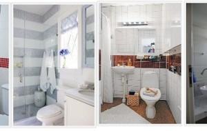 Truques para decorar banheiro pequeno