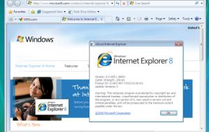Internet Explorer monitora movimentos do mouse