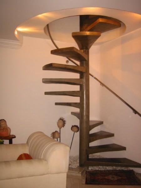 Sala Pequena Com Escada ~  suspenso são belíssimos 150×150 Decorar sala pequena com escada