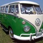 554659 A Kombi é o primeiro modelo da Volkswagen a ser produzido no Brasil. 150x150 Fotos de Kombis antigas e atuais