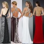 555932 Vários modelos podem ser encontrados. Foto divulgação 150x150 Vestidos com decote nas costas: modelos, fotos