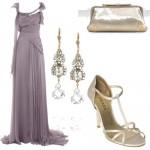 555969 Os acessórios da madrinha devem estar em harmonia com o vestido. Foto divulgação 150x150 Acessórios para madrinha de casamento: fotos