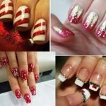 556935 O vermelho é uma das cores favoritas para o natal. 150x150 Unhas decoradas com motivos natalinos: fotos