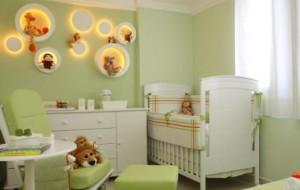 Temas para decorar quarto de recém-nascido